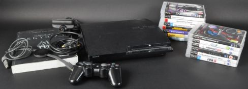 SONY PLAYSTATION 3 160GB PS3 CONSOLE WITH GAMES