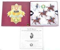 LIMITED EDITION BRITAIN MADE LEAD SOLDIER BOX SET