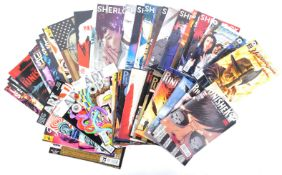 COLLECTION OF X50 ASSORTED COMIC BOOKS