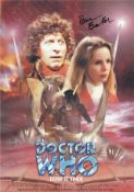 DOCTOR WHO - TOM BAKER (4TH DOCTOR) - AUTOGRAPHED OFFICIAL PHOTO