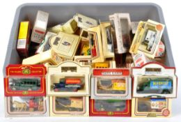 LARGE COLLECTION OF ASSORTED LLEDO DIECAST MODELS