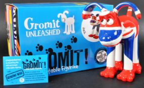 WALLACE & GROMIT - GROMIT UNLEASHED COLLECTABLE FIGURINE