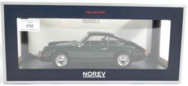 ORIGINAL NOREV 1/18 SCALE DIECAST MODEL PORSCHE 911