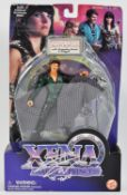 BRUCE CAMPBELL - XENA WARRIOR PRINCESS - SIGNED ACTION FIGURE