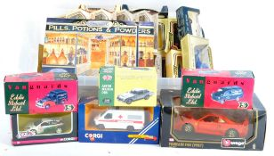 LARGE COLLECTION OF ASSORTED DIECAST MODELS
