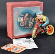 VINTAGE TRI-ANG ' GYRO CYCLE ' LINES BROTHERS TINPLATE TOY
