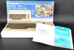 VINTAGE BOXED COMMODORE 64 GAMES CONSOLE