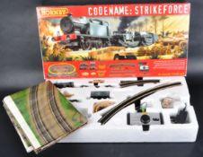 HORNBY 00 GAUGE MODEL RAILWAY TRAINSET R1147 STRIKE FORCE