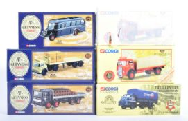COLLECTION OF X6 ASSORTED CORGI DIECAST MODEL VEHICLES