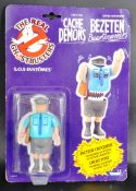 THE REAL GHOSTBUSTERS - VINTAGE KENNER CARDED ACTION FIGURE
