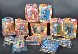 DOCTOR WHO - COLLECTION OF 'NEW WHO' ACTION FIGURES