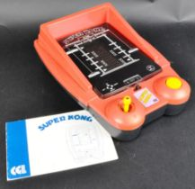 SUPER KONG - CGL - BATTERY OPERATED HANDHELD GAMES CONSOLE GAME