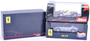 COLLECTION OF X3 ASSORTED 1/43 SCALE DIECAST MODEL CARS