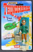 THUNDERBIRDS - GERRY ANDERSON - DAVID GRAHAM SIGNED ACTION FIGURE