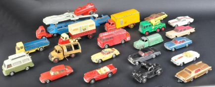 DINKY & CORGI - COLLECTION OF ASSORTED DIECAST MODELS