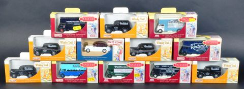 COLLECTION OF X12 ASSORTED LLEDO TRACKSIDE DIECAST MODELS