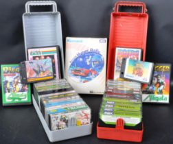 A LARGE COLLECTION OF ORIGINAL MSX COMPUTER GAMES
