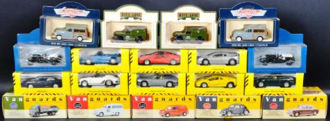 COLLECTION OF ASSORTED BOXED DIECAST MODEL CARS
