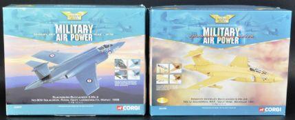 CORGI AVIATION ARCHIVE - MILITARY AIR POWER DIECAST MODEL PLANES