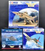 CORGI AVIATION ARCHIVE - DIECAST MODEL AIRCRAFTS