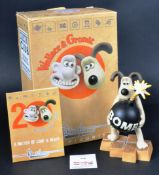 Wallace & Gromit - Robert Harrop - WGYP01 ' Gromit & The Bomb - A Matter Of Loaf & Death '.
