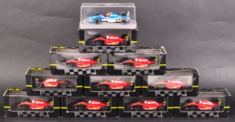 COLLECTION OF ONYX 1/43 SCALE FORMULA 1 DIECAST MODEL CARS