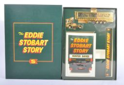 ORIGINAL CORGI EDDIE STOBART STORY DIECAST BOX SET