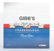 CORGI LIMITED EDITION GIBBS OF FRASERNURGH DIECAST BOXSET