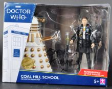 DOCTOR WHO - SOPHIE ALDRED (ACE) - SIGNED ACTION FIGURE
