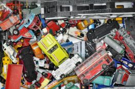LARGE COLLECTION OF ASSORTED VINTAGE DIECAST