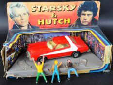 ORIGINAL VINTAGE CORGI 292 STARSKY & HUTCH DIECAST FORD TORINO