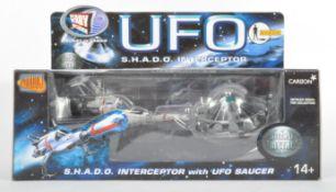 PRODUCT ENTERPRISE GERRY ANDERSON UFO SHADO INTERCEPTOR