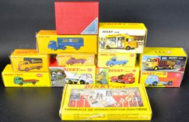COLLECTION OF ATLAS EDITION DINKY TOYS DIECAST MODELS