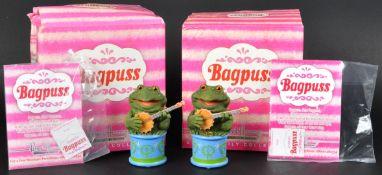 BAGPUSS – ROBERT HARROP – BOXED RESIN STATUES / FIGURINES
