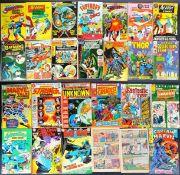 MARVEL & DC COMICS - ORIGINAL VINTAGE 1960S COMICS / COMIC BOOKS