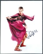 DOCTOR WHO - ARTHUR DARVILL - AUTOGRAPHED PHOTOGRAPH