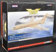 CORGI AVIATION ARCHIVE - 1/144 SCALE DIECAST VICKERS VC-10 MODEL