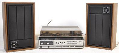 1970'S 3 IN 1 HI-FI AUDIO SYSTEM BY WINTHROP SYMPHONY