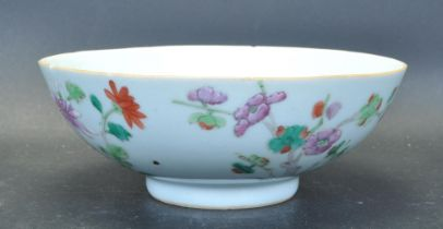 EARLY 20TH CENTURY CHINESE PORCELAIN BOWL