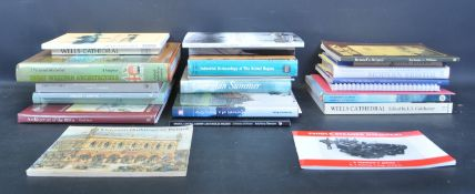 COLLECTION OF BRISTOL AND BATH RELATED BOOKS