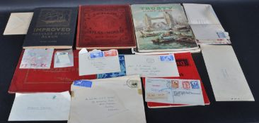 COLLECTION OF EARLY 20TH CENTURY AND LATER UK & WORLDWIDE STAMPS