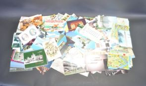 LARGE COLLECTION OF 350+ MODERN POSTCARDS