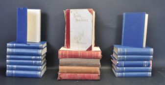 KING'S ENGLAND ARTHUR MEE - COLLECTION OF 15 GUIDE BOOKS