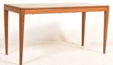 MID CENTURY DANISH TEAK WOOD COFFEE TABLE