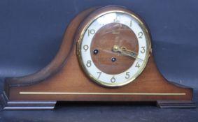 LATE 20TH CENTURY GERMAN MADE FRANZ HERMLE NAPOLEONS HAT MANTEL CLOCK