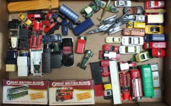 Atlas Editions, Great British buses, two 1:76 scale models, boxed and a quantity of unboxed