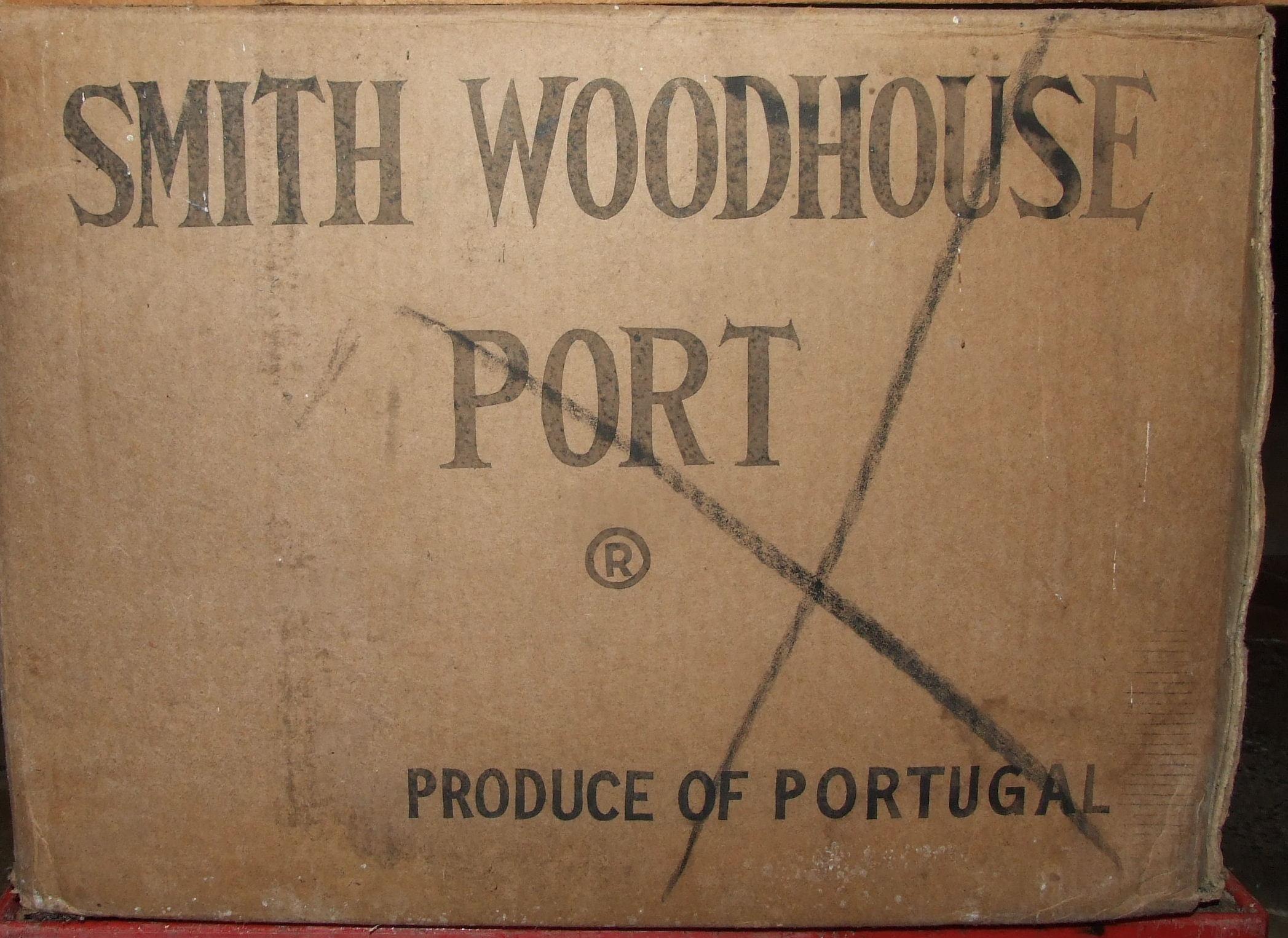 Smith Woodhouse & Co. Ltdvintage Port 1975, twelve bottles, in cardboard case, (some labels - Image 3 of 3
