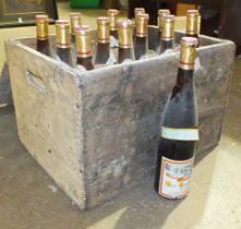 Twee Jonge Gezellen Riesling, South Africa, R. Santhagens, Stellenbosch, thirteen bottles, (four
