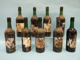 Tawny Fine Old Reserve, South Africa, selected and bottled by James Hawker & Co. Ltd, Plymouth,