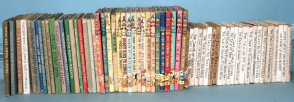 A collection of children's books, circa early-1950's, including 20 Alison Uttley Little Grey
